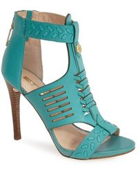 Guess 'Corale' Huarache Sandal - Lyst