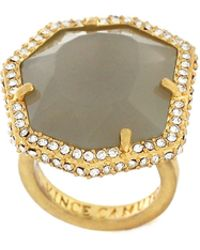 Vince Camuto - Femme Rocks Stone Cocktail Ring - Lyst