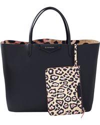 Givenchy   Large Antigona Shopping Tote   Lyst