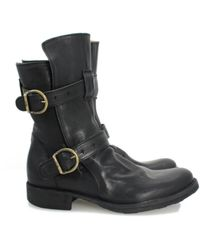 Fiorentini + Baker 713 in Leather Half Boots - Lyst