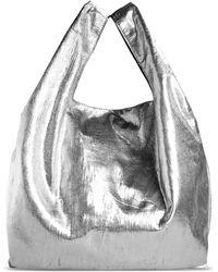 Maison Margiela | Large Leather Bag | Lyst