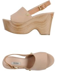 Guess Mules - Lyst