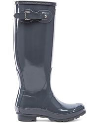 Hunter Original Gloss Rain Boot - Lyst