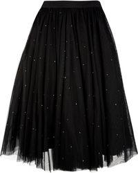 Ted Baker Embellished Tutu Skirt - Lyst