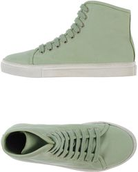 Swamp High tops  Trainers - Lyst