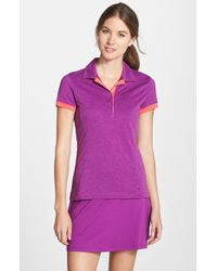 Nike 'Victory Block' Golf Polo - Lyst
