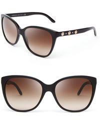 Versace Rock Icons Medusa Cat Eye Sunglasses - Lyst