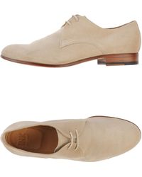 Ink Lace-Up Shoes - Lyst