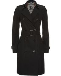 Burberry London The Kensington Long Heritage Trench Coat - Lyst