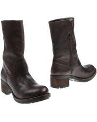 Gianfranco Ferré Ankle Boots - Lyst