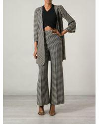 Biba Printed Trouser Suit - Lyst