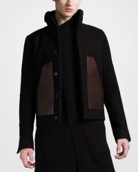 Gareth Pugh Worker Jacket - Lyst