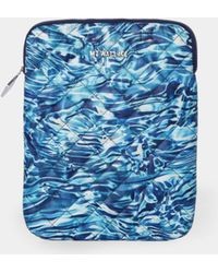 MZ Wallace Ipad Case Charity: Water Print - Lyst