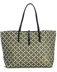 By Malene Birger - Women's Grineeh Printed Tote Bag - Lyst