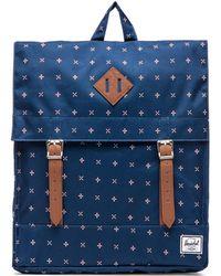 Herschel Supply Co. Blue Survey Backpack - Lyst