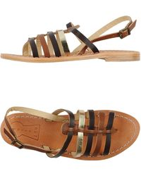 Suite 159 - Thong Sandal - Lyst