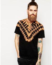 American Apparel Tie Dye T-shirt - Lyst