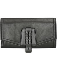 Cole Haan Felicity Large Accordion Wallet - Lyst