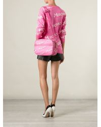 Moschino - Medium Shoulder Bag - Lyst