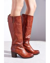 Frye Kelly Seam Tall Boot - Lyst