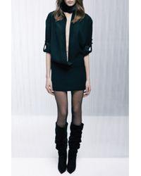 Alexandre Vauthier | Shirt Dress | Lyst