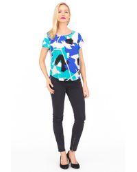 Yumi Kim T Shirt Top blue - Lyst