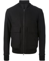 Mr Start - Bomber Jacket - Lyst