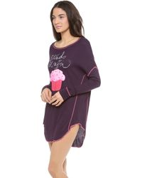 Honeydew Intimates - Cosy Up Tunic - Lyst