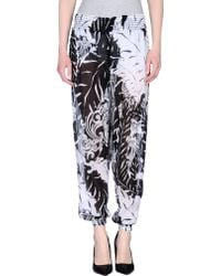 Pinko Casual Trouser - Lyst