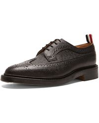 Thom Browne Mens Classic Long Leather Wingtips - Lyst