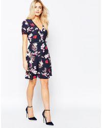 Oasis | Blossom Print Dress | Lyst