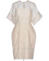 Elie Saab | Knee-length Dress | Lyst