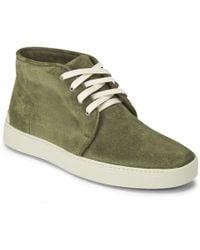 Rag & Bone Women'S Kent Suede Chukka Boots - Green