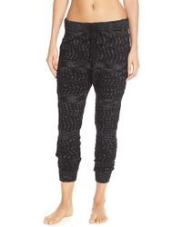 Urban Outfitters - Free People 'road Trip' Cotton Blend Joggers - Lyst