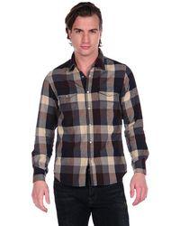 Howe Rag & Stone Flannel Shirt - Lyst