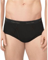 Calvin Klein Cotton Classic 4 Pack Brief - Lyst