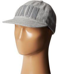 Nixon Varsity Snapback Hat - Lyst