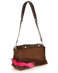 Fendi By The Way Fur Tote - Lyst