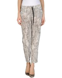 Piazza Sempione Casual Pants - Lyst