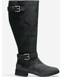 Cole Haan Hastings Waterproof Boot - Extended Calf black - Lyst