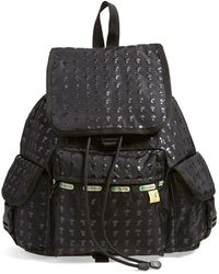 LeSportsac - X Peanuts 'voyager' Backpack - Lyst