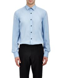 Lanvin Fitted Shirt - Lyst