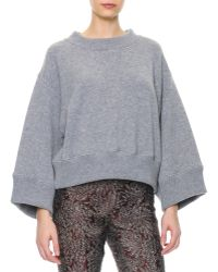 Dolce & Gabbana Wide-Band Detail Cashmere Sweater - Lyst