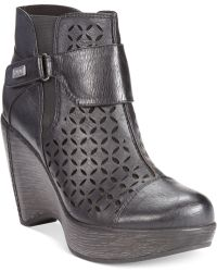 Jambu - Jbu Women'S Olivia Wedge Booties - Lyst