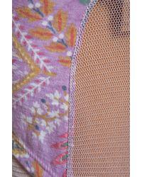 Tallow Mali Palms Dress - Purple