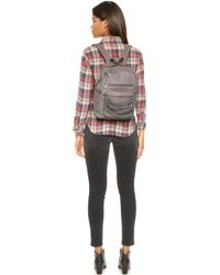 Ash | Domino Small Backpack - Elephant | Lyst