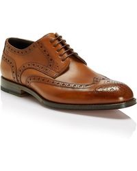Hugo Boss   Italian Leather Oxfords - Lyst