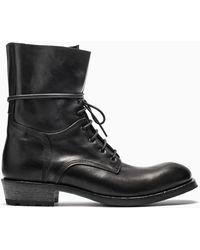 Shoto Combat Boots - Black