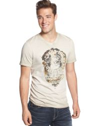 Guess Oxidized Graphic T-shirt - Lyst