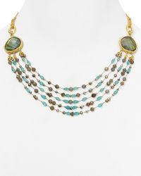 """Coralia Leets - Floating Multi Strand Necklace, 18"""" - Lyst"""